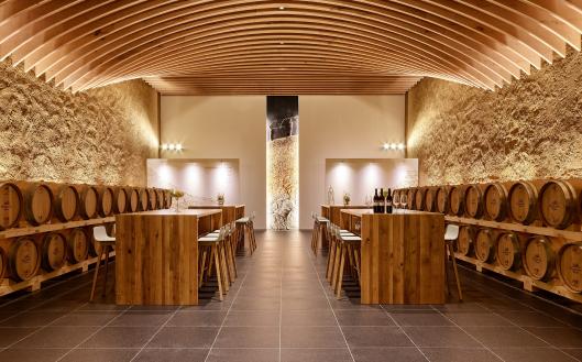 Baden-Württemberg: Symbiose aus Wein und Architektur