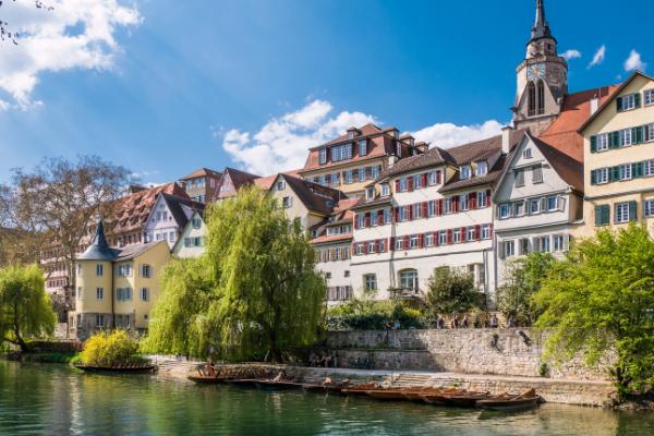 Baden-Württemberg: Dichter zwischen Genie und Wahnsinn