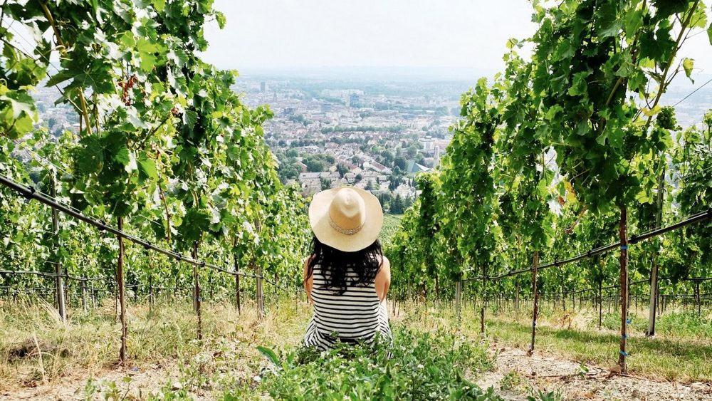 Gretz Communications AG, Baden-Württemberg: Wandern in der Stadt – Urban Hiking