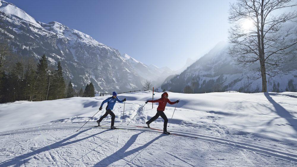 Gretz Communications AG, Made in Bern : Des activités hivernales « Slow Winter » dans la région de Berne.