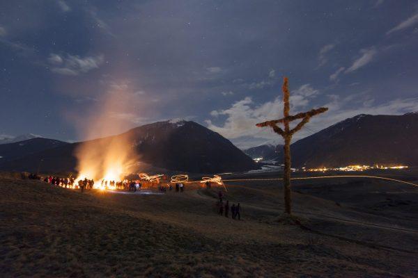 Herz-Jesu-Feuer, Südtirol ©IDM Südtirol Frieder Blickle