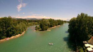 Gretz Communications AG, Berne : le canton de l'eau par excellence